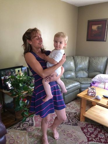 Auntie Paige and Max